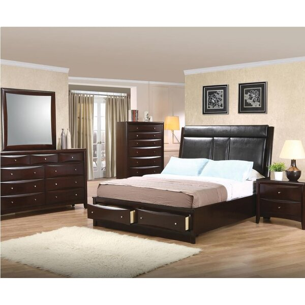 Deeanna Platform Configurable Bedroom Set by Winston Porter
