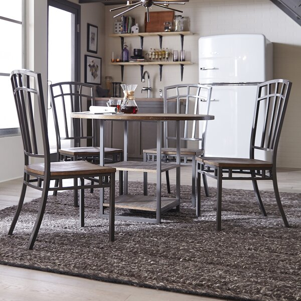 Shounak 5 Piece Dining Set by 17 Stories 17 Stories