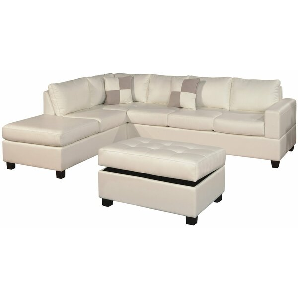 Wivenhoe Sectional by Ebern Designs
