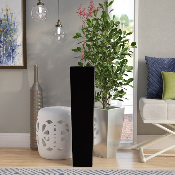 Pennebaker Tapered Floor Vase by Orren Ellis