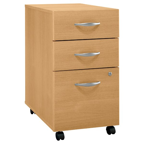 Series C 3 Drawer Vertical File