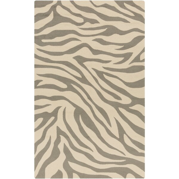 Slivno Butter/Olive Indoor/Outdoor Rug by World Menagerie