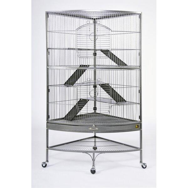 Corner Ferret Cage by Prevue Hendryx
