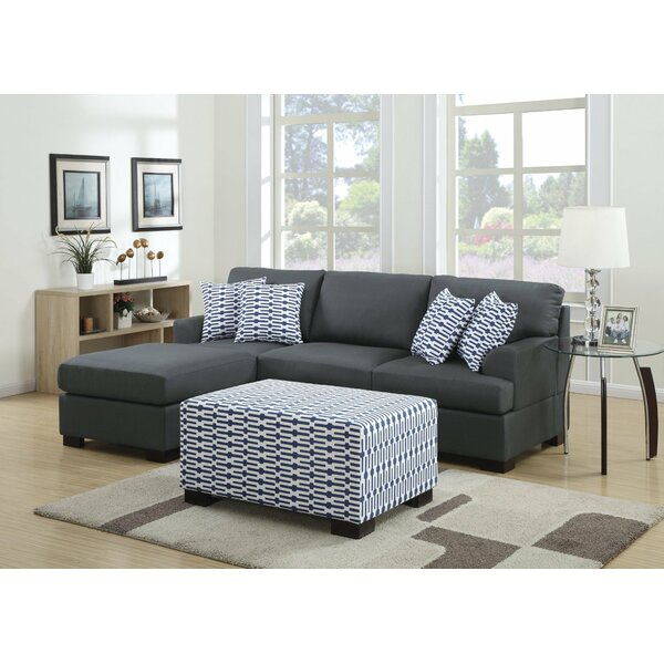 Reversible Sectional By Infini Furnishings 2019 Coupon
