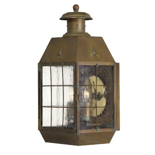 Savings Nantucket 2-Light Outdoor Wall Lantern By Hinkley Lighting