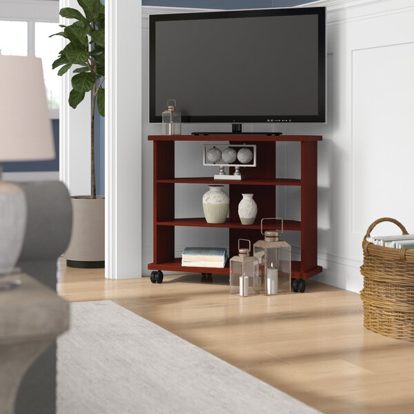 Petrovich Corner Unit TV Stand For TVs Up To 32