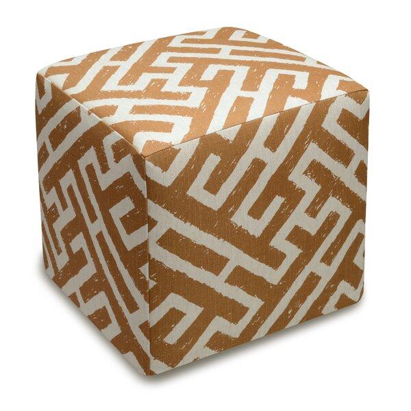 Noe Cube Ottoman by Langley Street
