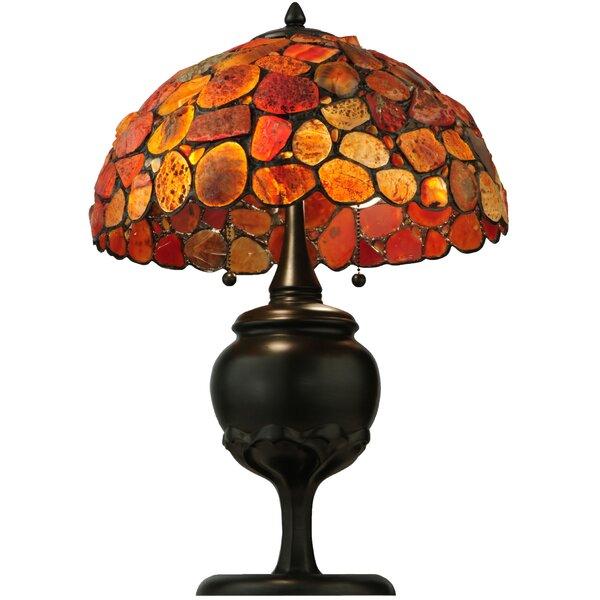Agata 24 Table Lamp by Meyda Tiffany