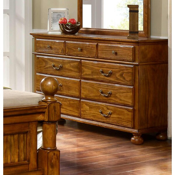 Hoisington 6 Drawer Dresser by Alcott Hill