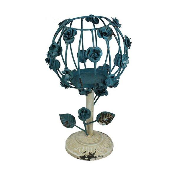 Metal Lantern by ESSENTIAL DÉCOR & BEYOND, INC