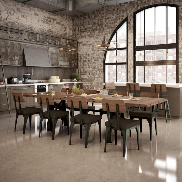 Everly 9 Piece Extendable Dining Set by 17 Stories