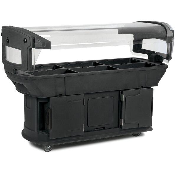 Maximizer™ Bar Cart by Carlisle Food Service Products