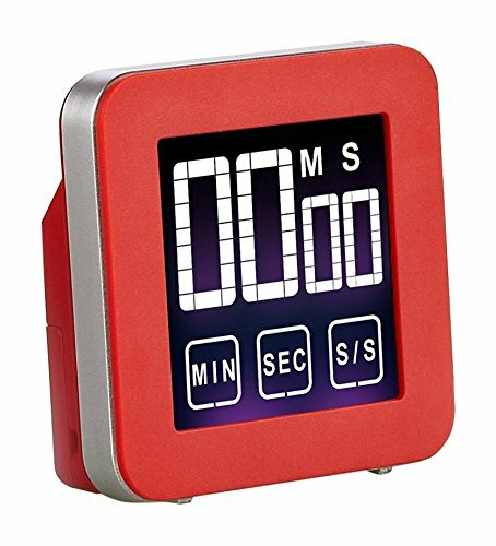 Touch Screen Digital Kitchen Timer by Cook N Home