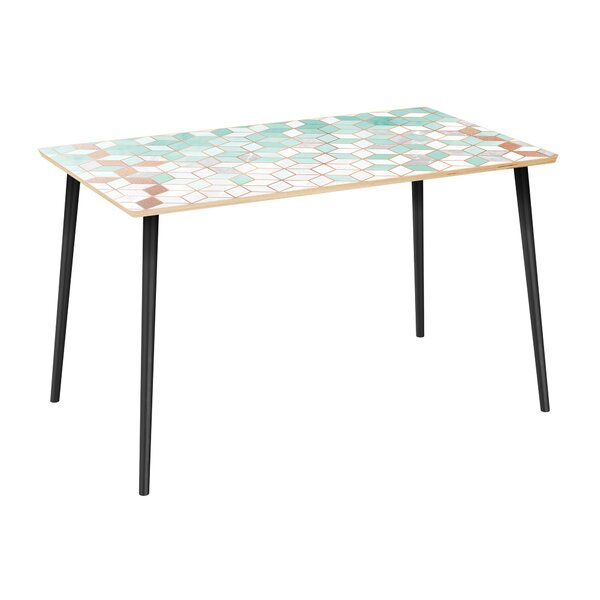 #1 Gottschalk Dining Table By Bungalow Rose Today Sale Only
