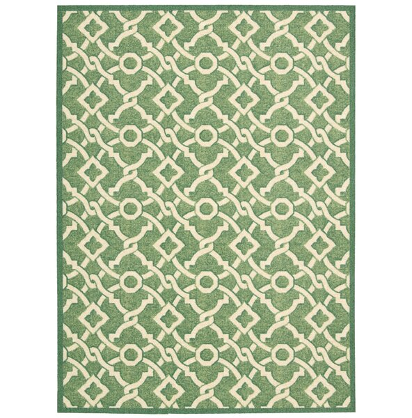 Treasures Artistic Twist Moss Area Rug by Waverly