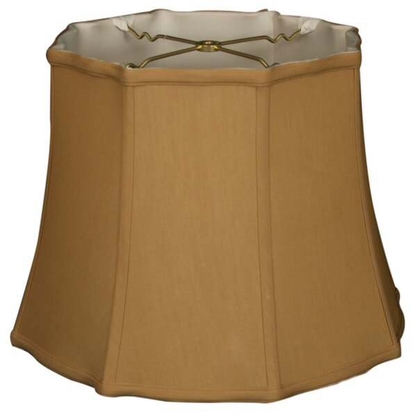 Timeless 18 Silk Bell Lamp Shade by Royal Designs