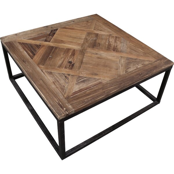 Rouen Frame Coffee Table By August Grove