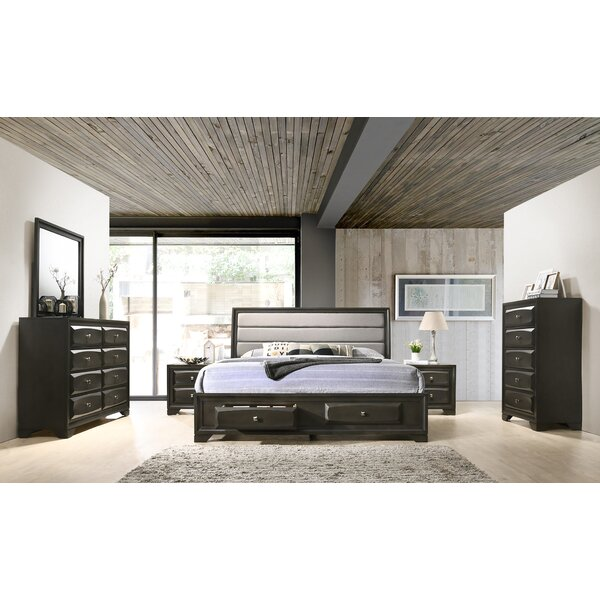 Gauch Platform 6 Piece Bedroom Set by Winston Porter