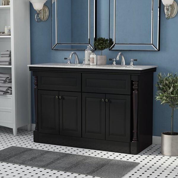 Marcello 55 Double Bathroom Vanity Set