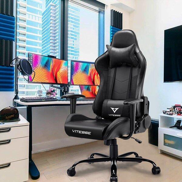 Vitesse Pc Racing Game Chair Reviews Wayfair