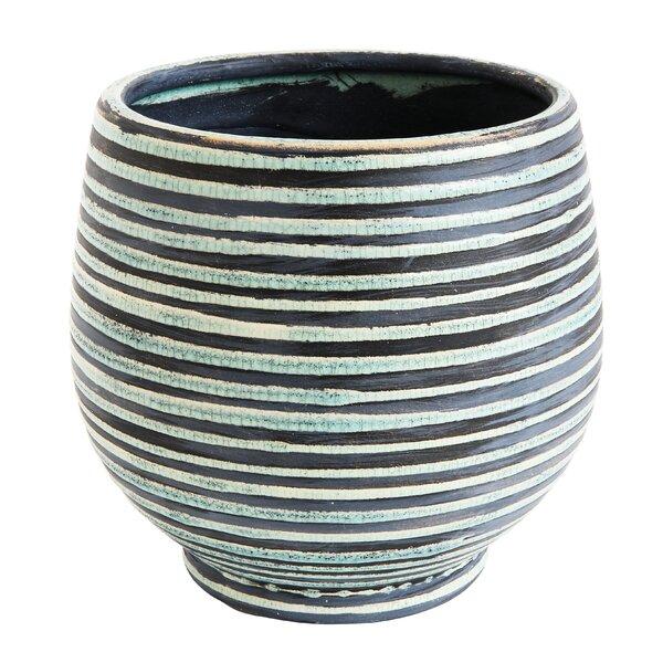 Ector Terracotta Pot Planter by Bungalow Rose