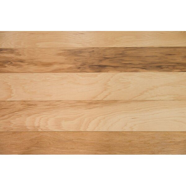 Sydney 7-1/2 Engineered Hickory Hardwood Flooring in Natural by Branton Flooring Collection