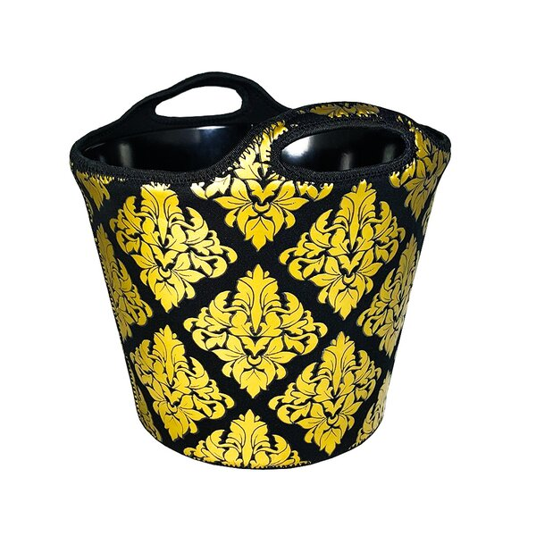 Insulated Damask Neoprene Beverage Tub by BREKX