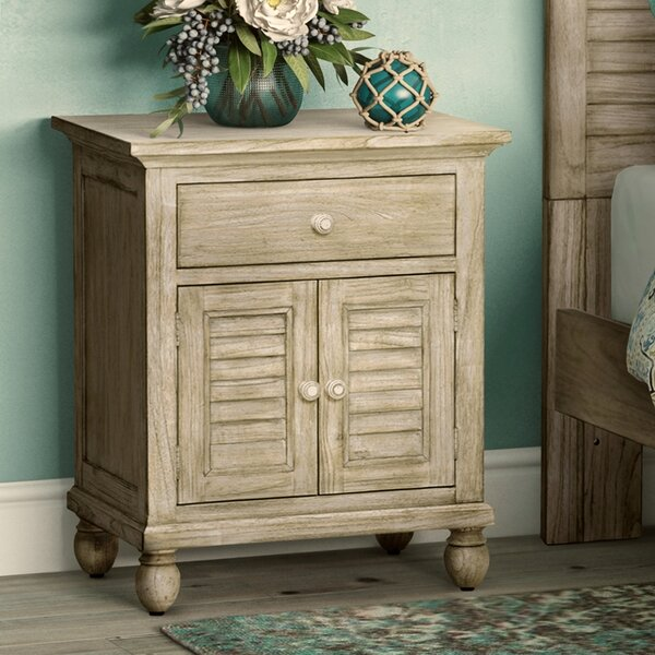 Haylee 1 Drawer Nightstand By Rosecliff Heights by Rosecliff Heights Top Reviews
