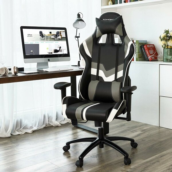 Strait Ergonomic Gaming Chair by Ebern Designs