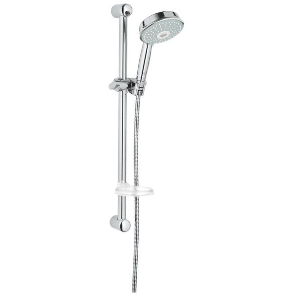 Massage/Jet Handheld Shower Head With SpeedClean Technology By GROHE