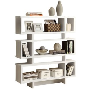 Reviews Cumbria Cube Unit Bookcase By Ebern Designs