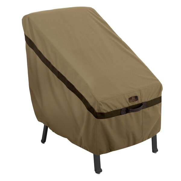 Hickory Heavy-Duty Highback Chair Cover by Classic Accessories