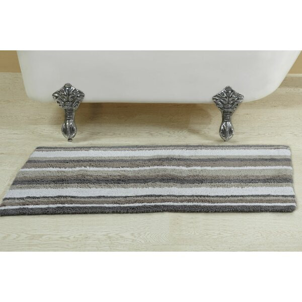 Lefever Reversible Bath Rug by Three Posts