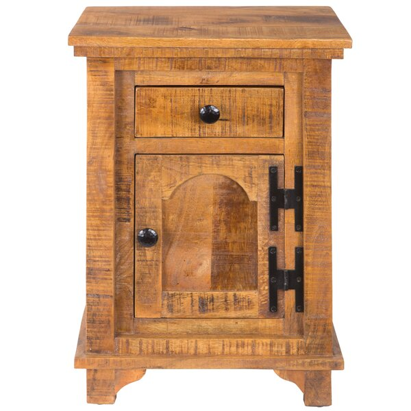 Aden 1 Drawer Accent Cabinet by Bloomsbury Market Bloomsbury Market