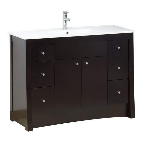 48 Single Transitional Bathroom Vanity Set by American Imaginations