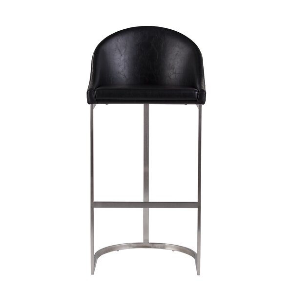 Hackett Bar Stool by Orren Ellis