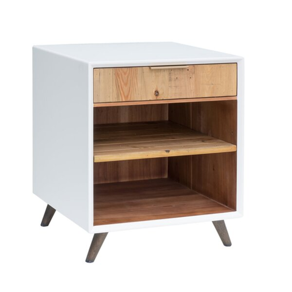 Seaton 1 Drawer Nightstand by Corrigan Studio