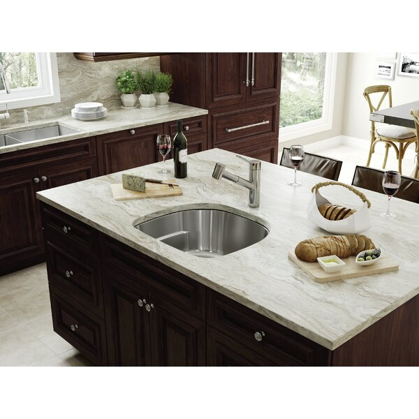 Prestige 23 L x 20 W Undermount Kitchen Sink by Franke