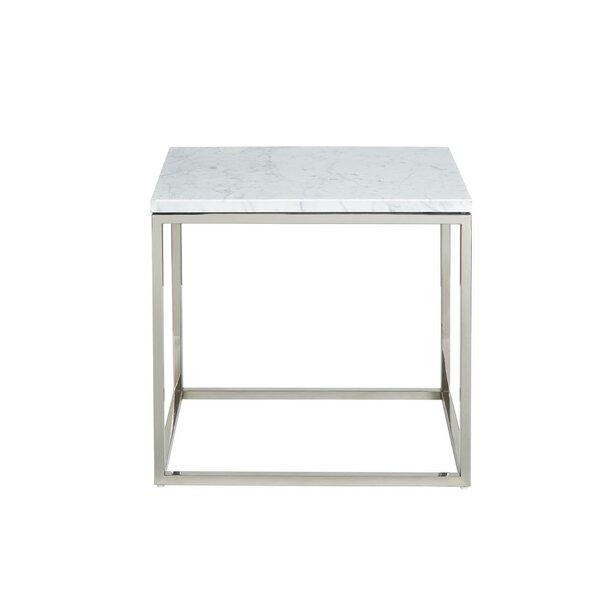 Louisa Rectangular End Table by Brayden Studio