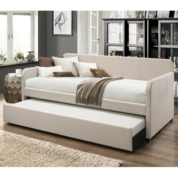 Vo Twin Daybed with Trundle by Latitude Run Latitude Run