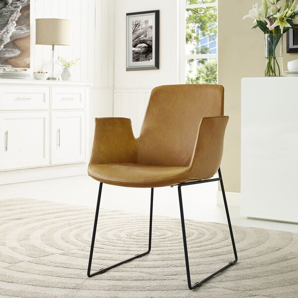 Aloft Dining Arm Chair by Modway