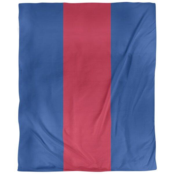 Buffalo Arizona Football Stripes Single Duvet Cover
