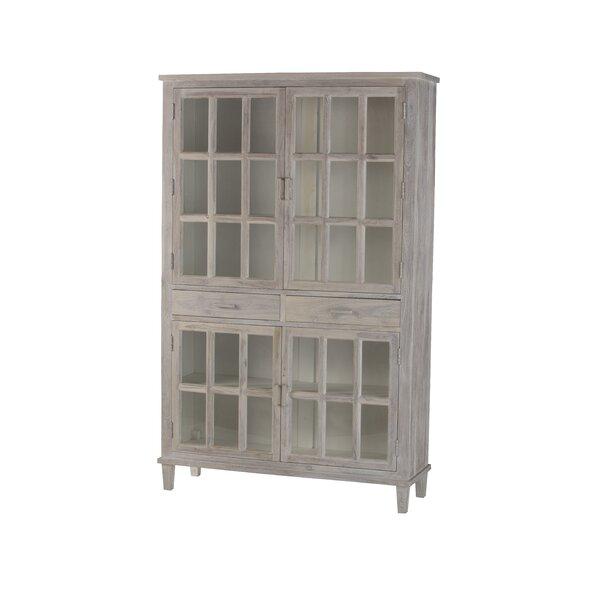 Belmont 4 Door Accent Cabinet by Gracie Oaks