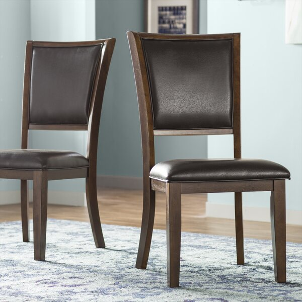 Alegre Upholstered Dining Chair (Set of 2) by Trent Austin Design