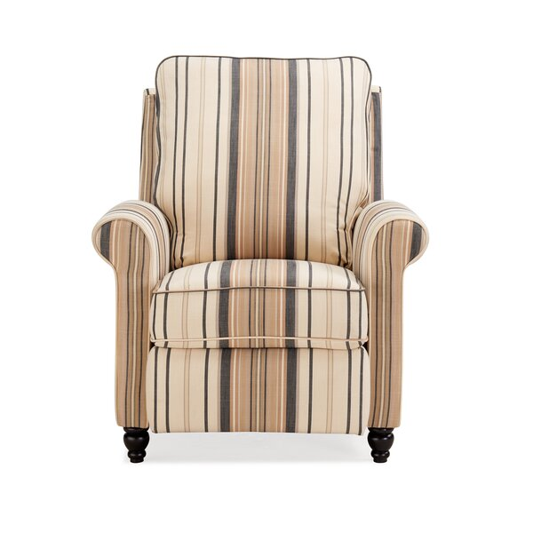 Jenning Manual Recliner by Charlton Home