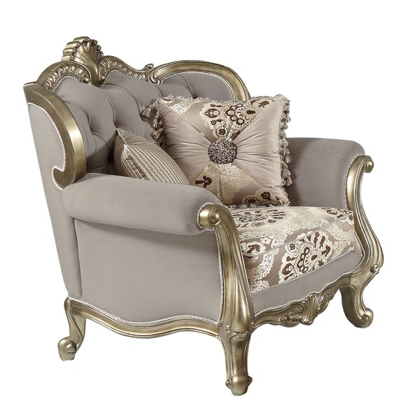 Dhruv Wingback Chair By Astoria Grand
