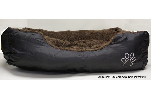 Rectangle Paw Dog Bed by Desti Design