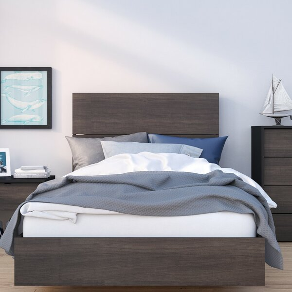 Eucleides Twin Platform Bed by Brayden Studio