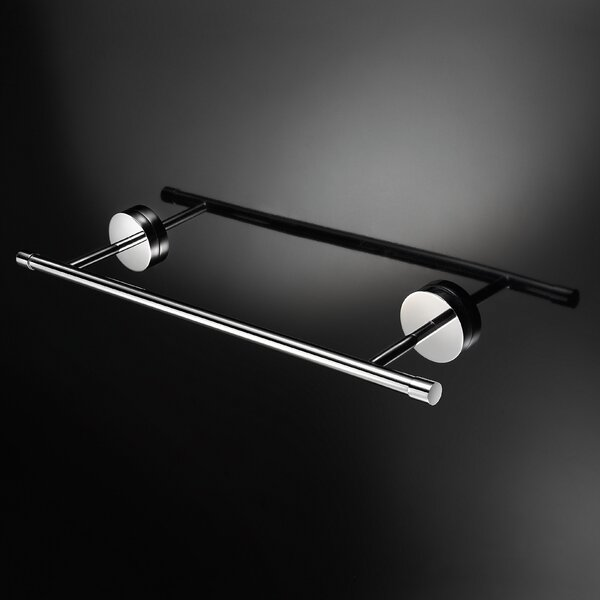 Duemila Wall Mounted Towel Bar by WS Bath Collections