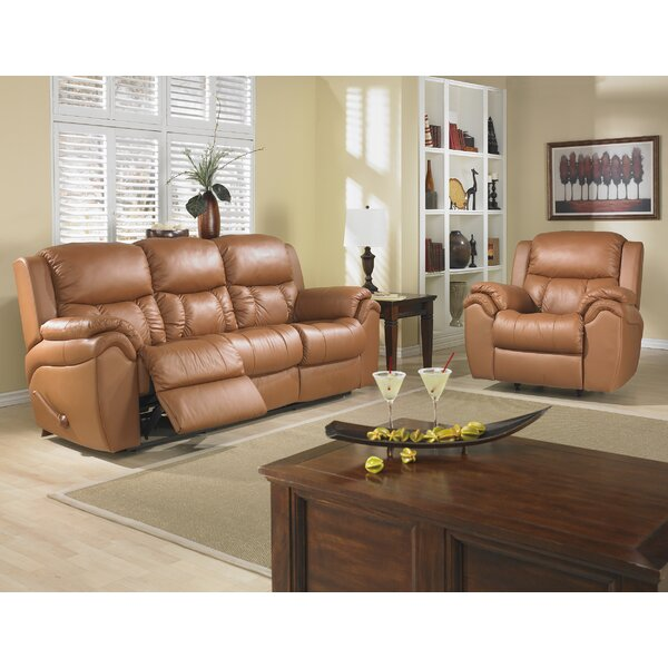 Matteo Reclining Configurable Living Room Set by Relaxon